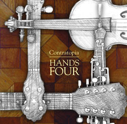 Hands Four Cover